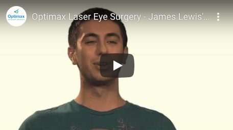 Optimax Laser Eye Surgery - James Lewis's story