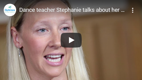 Dance teacher Stephanie talks about her LASEK experience at Optimax