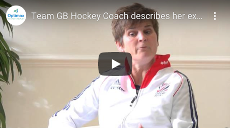 Team GB Hockey Coach describes her experience at Optimax
