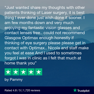 Trustpilot review Optimax