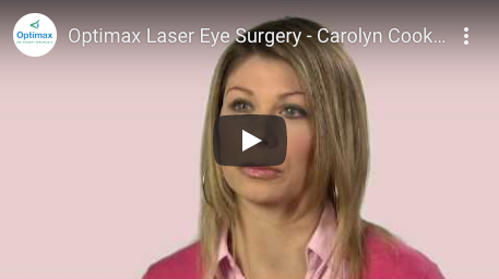 Optimax Laser Eye Surgery - Carolyn Cook-Sanderson's experience